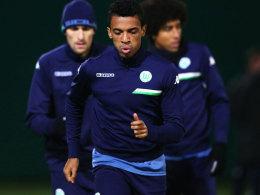 Hecking hofft erst beim VfB auf Rodriguez und Gustavo