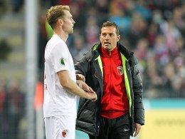 Jan-Ingwer Callsen-Bracker und Markus Weinzierl