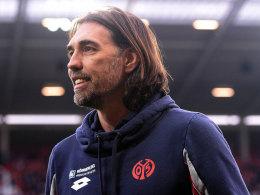 Fühlt sich in der Fremde wohl: Mainz-Trainer Martin Schmidt.