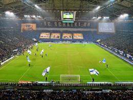Der Rasen in der Arena auf Schalke wurde ausgetauscht, die Spieler werden bis zum Spiel am Freitag einen Belastungstest vornehmen.