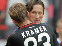Schmidt kann mit Kramer planen