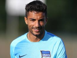 Kennt sowohl Hertha als auch Mainz gut: Der Berliner Sami Allagui.
