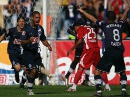 Malik Fathi spielte einst bei Hertha BSC mit dem heutigen Trainer Pal Dardai zusammen.