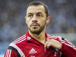 Abschied vom HSV vertagt? Marcelo Diaz.
