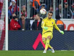 Bindet sich länger an den FC Ingolstadt: Torwart Ramazan Özcan.