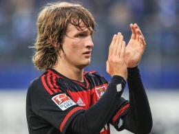 Vielseitig einsetzbar: Bayer Leverkusens Pechvogel Tin Jedvaj steht vor der Rückkehr.