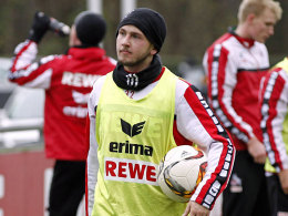 Keine Zukunft in Köln: Offensivspieler Lucas Cueto.