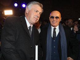 Carlo Ancelotti und Arrigo Sacchi