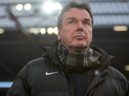 Eintracht-Boss Heribert Bruchhagen