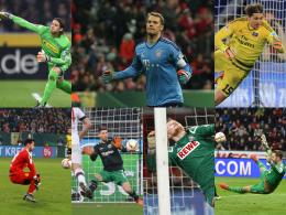 Manuel Neuer und die anderen