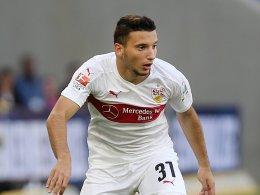 Vier VfB-Talente - ein Gewinner: Ferati