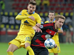 Mladenovic kommt als Hector-Backup