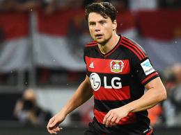 Behandlung in Leverkusen statt Trainingslager in Florida: Bayers Linksverteidiger Sebastian Boenisch.