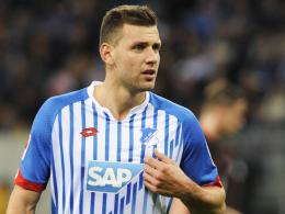 Trikottausch: Mittelstürmer Adam Szalai wechselt von Hoffenheim nach Hannover.