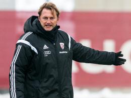 Bleibt mit seinem Team in der oberbayerischen Heimat: Ingolstadts Trainer Ralph Hasenhüttl.