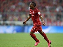 Spieler w�hlen Costa zum besten Feldspieler