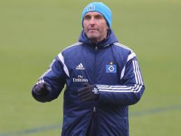 Vor Unterschrift beim HSV: Bruno Labbadia.