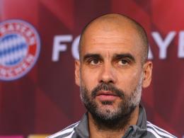 Sucht nach Bayern einfach eine neue Herausforderung: Trainer Pep Guardiola.