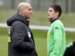 Brisantes Duell: Hofmann will BVB