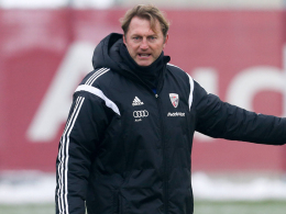 Ingolstadts Coach Ralph Hasenhüttl