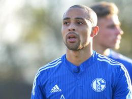 Vom Trainer hart in die Pflicht genommen: Schalkes offensiver Mittelfeldspieler Sidney Sam.