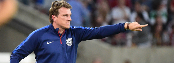 Sieht eine Chance für Werder: US-Olympia-Coach Andreas Herzog.