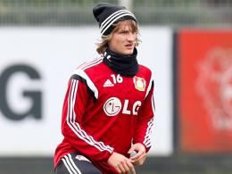 Neuer Comeback-Versuch: Leverkusens Tin Jedvaj.