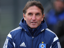 HSV-Trainer Bruno Labbadia