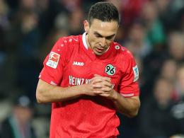 Hannover verleiht Erdinc nach Guingamp