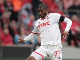 Wusste gegen Duisburg zu überzeugen: Anthony Modeste.