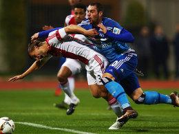 HSV verliert, aber Kacar trainiert