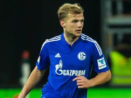 """Freut sich auf die Testspiele gegen Mannschaften """"mit ganz anderen Mentalitäten"""": Schalkes Johannes Geis."""