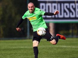 Will sich in Gladbach durchsetzen: Josip Drmic.