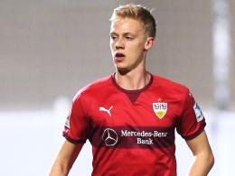 Darf auf die Rückkehr in die Startelf des VfB hoffen: Stuttgarts Innenverteidiger Timo Baumgartl.