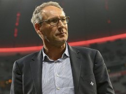 Darmstadt-Präsident Rüdiger Fritsch