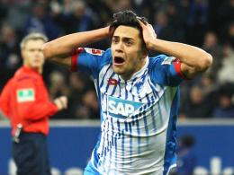 Will gegen Leverkusen unbedingt dabei sein: Hoffenheims Juniorennationalspieler Nadiem Amiri.