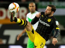 Jahrelang überdurchschnittliche Leistungen, bis dato aber erst fünf Länderspiele: Borussia Dortmunds Gonzalo Castro.