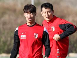 Ji und Hong m�ssen k�rzertreten