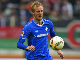 Hat die volle Unterstützung das Vereins: Darmstadts Jan Rosenthal.