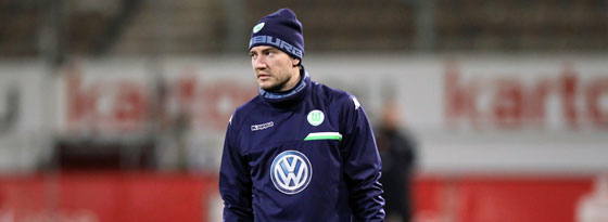 Sein Management hat bereits neue Arbeitgeber im Sinn: Nicklas Bendtner.