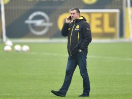 Auf Achse: Sportdirektor Michael Zorc sucht für den BVB noch neue Spieler.