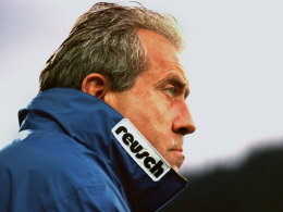 Zahlreiche Stationen in Deutschland: 1996 coachte Eckhard Krautzun den 1. FC Kaiserslautern.