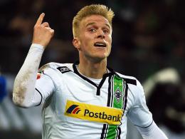 Bei der Borussia top, in der Nationalelf außen vor: Mönchengladbachs Schwede Oscar Wendt.