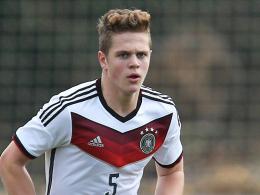 Trainingslager vorzeitig beendet: Leverkusens Youngster Joel Abu Hanna.