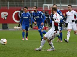 Hartmann trifft zu Ingolstadts Sieg