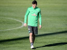 Junuzovic wieder im Trainingsbetrieb