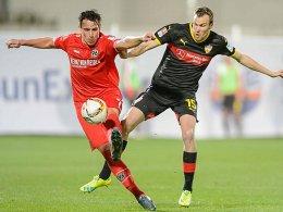 Kostic und Didavi sorgen f�r VfB-Sieg gegen 96