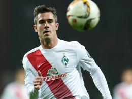 Gibt sich selbstkritisch: Werder Bremens Mittelfeldspieler Fin Bartels.