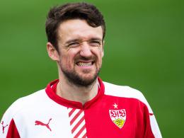 Muss seit Jahren wegen Achillessehnenproblemen auf die Zähne beißen: Stuttgarts Kapitän Christian Gentner.