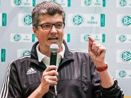 Schiedsrichter-Boss Herbert Fandel